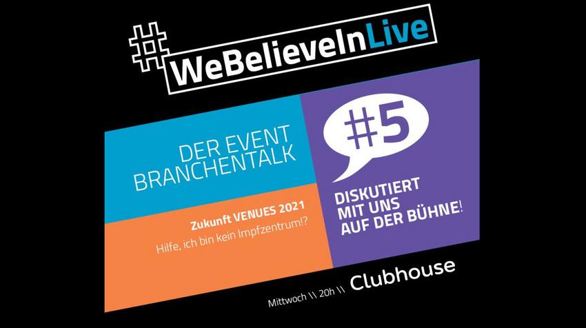 Alexander Pietschmann (CEO Adam Hall) im Talk mit der Eventbranche auf Clubhouse