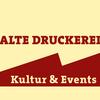 Kulturbühne Alte Druckerei Weinheim