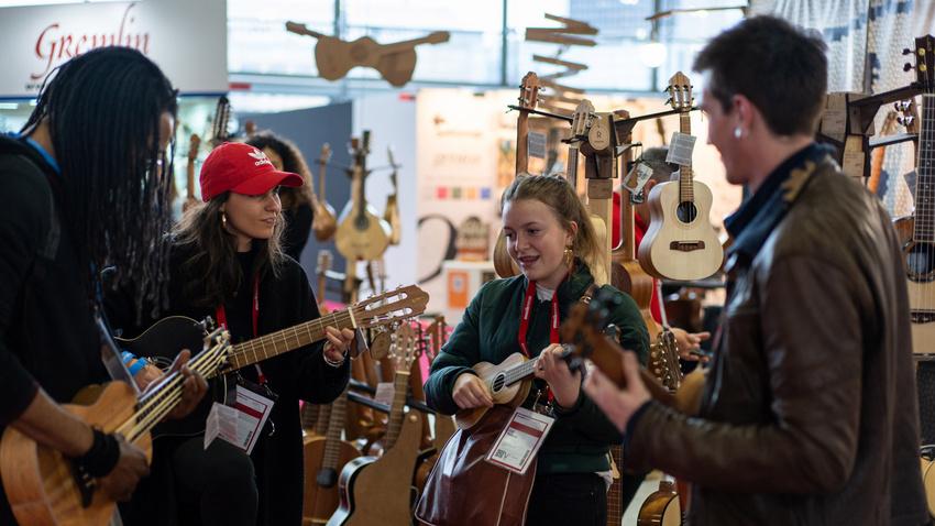 Keine Musikmesse 2021, Messe Frankfurt erarbeitet Konzepte für 2022