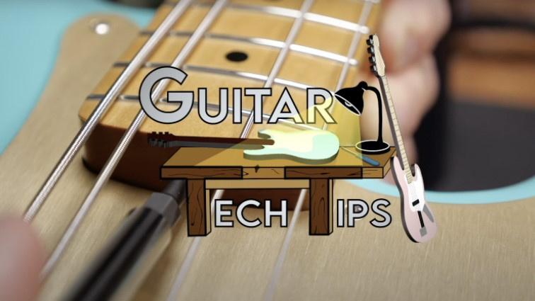 Guitar Tech Tips mit Kris von Thomann: Bring deine Gitarre oder deinen Bass auf Vordermann!