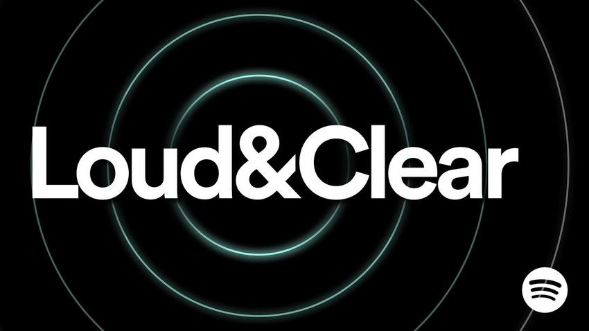 Spotify will mit neuer Website Loud&Clear mehr Transparenz schaffen