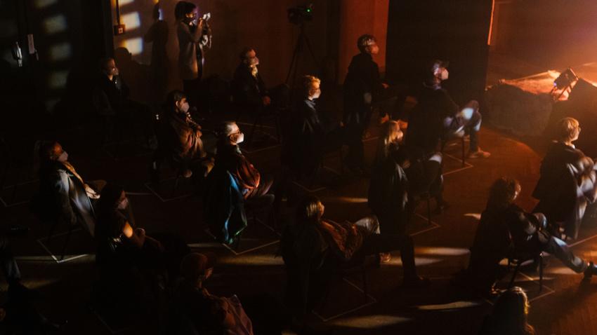 Corona-Test-Konzert im Säälchen Berlin erfolgreich durchgeführt