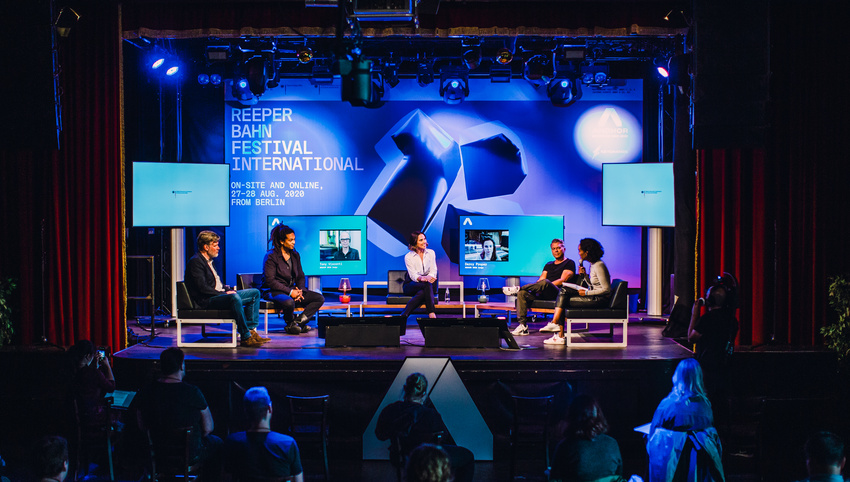 Reeperbahn Festival mit sechs internationalen Ausgaben 2021