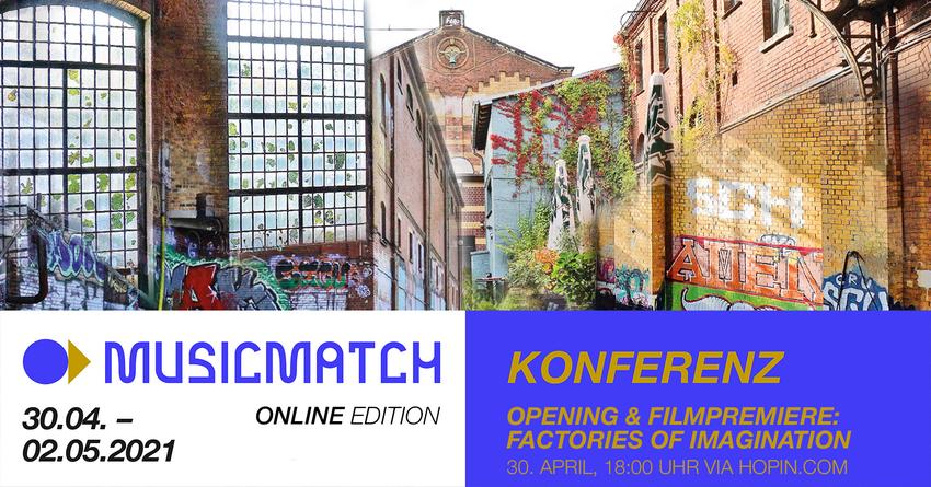 MusicMatch in Dresden findet 2021 erstmals als Onlineveranstaltung statt