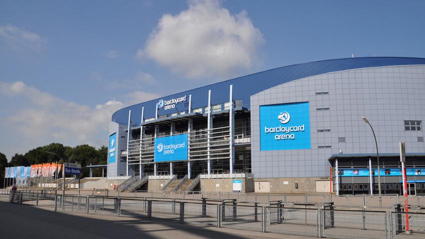 Weiterer Versuch zu Großveranstaltungen in der Pandemie in der Barclaycard Arena Hamburg