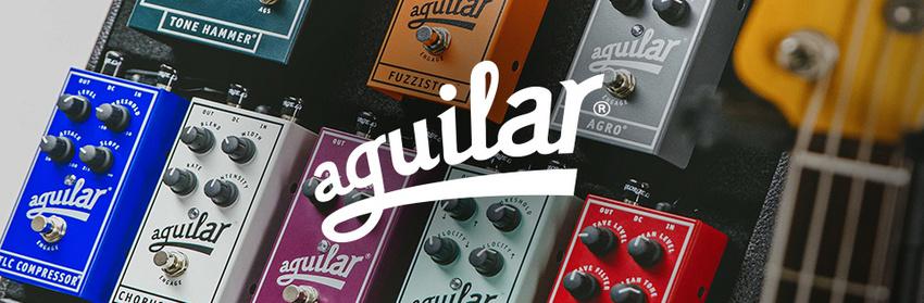 Gewinnt ein Aguilar Agro Bass-Overdrive im Wert von 249 Euro!