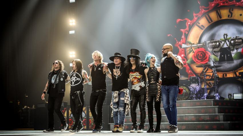 Guns N' Roses (2020)