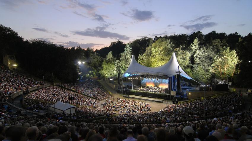 Waldbühnenkonzert der Berliner Philharmoniker findet als Pilotprojekt statt