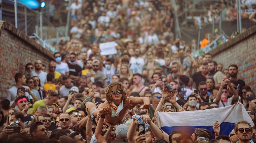 Angeblich keine Corona-Fälle beim Exit Festival in Serbien mit 40.000 Gästen