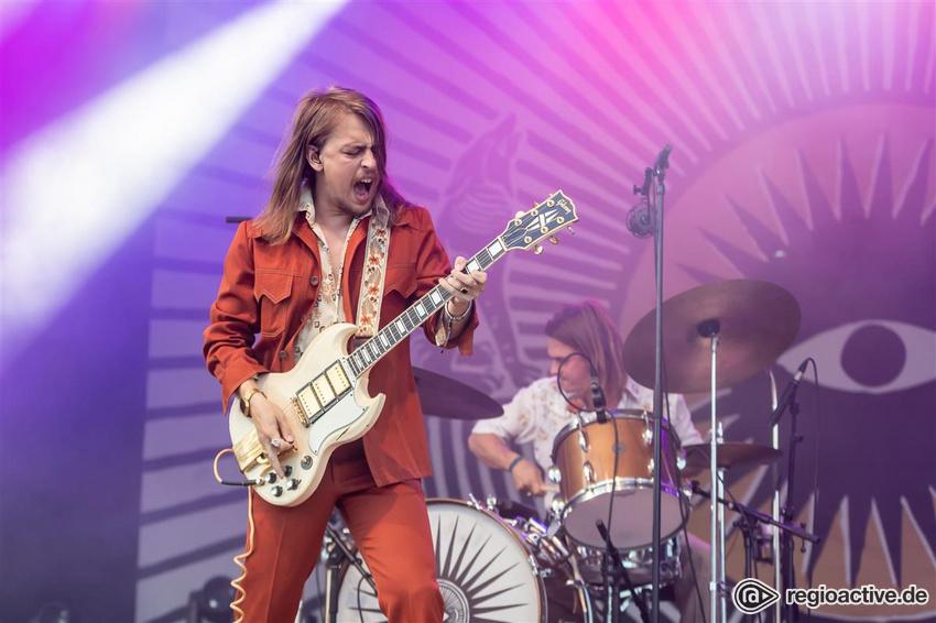 Dewolff (Live in Mannheim 2021)