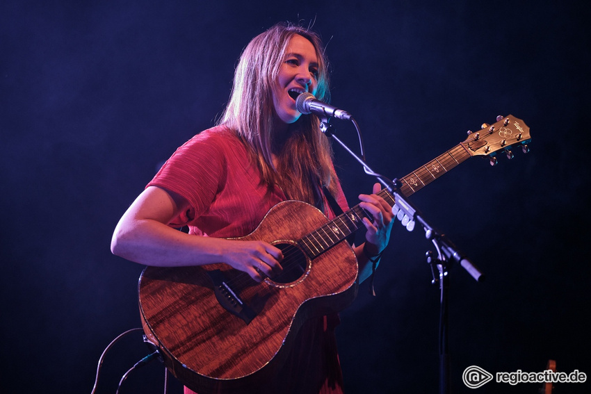 Sophie Hunger (live beim 10. Maifeld Derby in Mannheim 2021)
