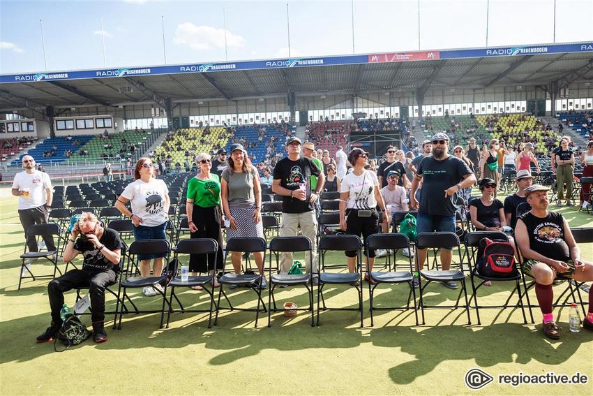 Impressionen Maifeld Derby (Live in Mannheim 2021)