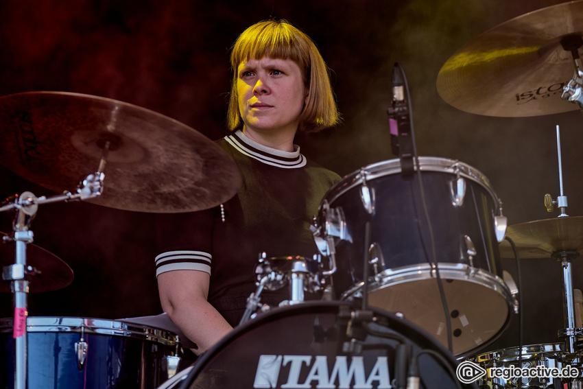 Anika (live beim 10. Maifeld Derby in Mannheim 2021)