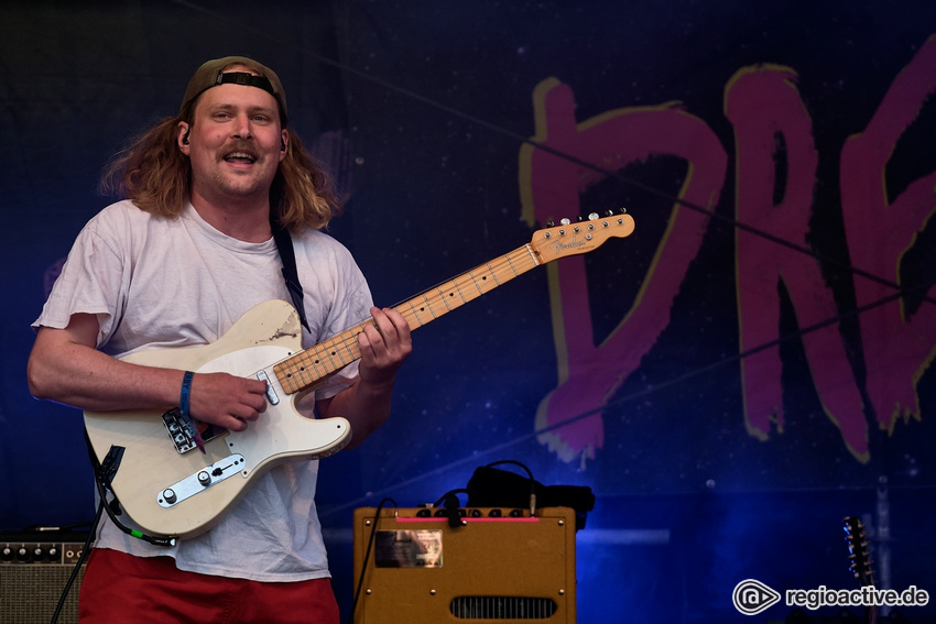 Drens (live beim 10. Maifeld Derby in Mannheim 2021)