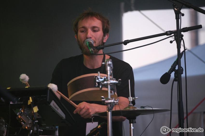 Luwten (live beim 10. Maifeld Derby in Mannheim 2021)