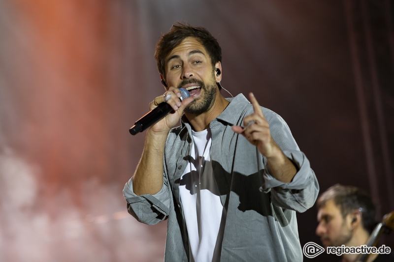 Max Giesinger (live in Mannheim, 2021)