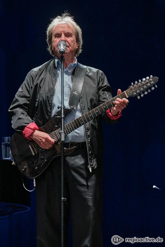 Chris De Burgh (live beim Strandkorb Open Air in Wetzlar 2021)