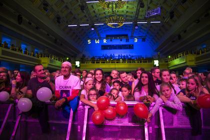 Heiter - Schöne Impressionen vom Freitag beim SWR3 New Pop Festival 2016
