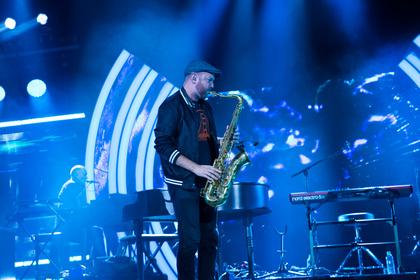 Publikumsliebling - Vielseitig: Fotos von Matt Simons live beim SWR3 New Pop Festival 2016