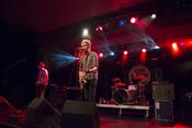 Sehenswerte Fotos von Abramowicz live beim Laut & Leise Festival im Substage in Karlsruhe