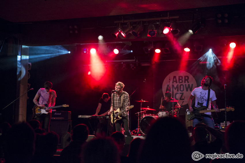 Abramowicz (live beim Laut&Leise 2016)