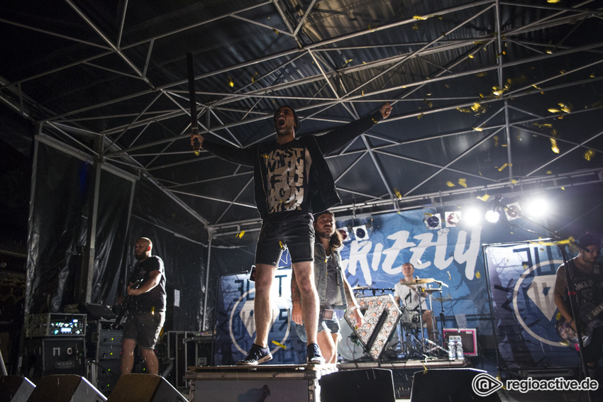 Grizzly (live beim Laut&Leise 2016)