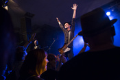 Energetisch: Fotos von Milliarden beim Laut & Leise Festival in Karlsruhe