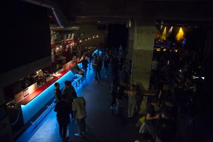 Gute Stimmung drinnen und draußen - Impressionen vom Laut & Leise Festival im Karlsruher Substage