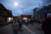 Impressionen vom Laut & Leise Festival im Karlsruher Substage