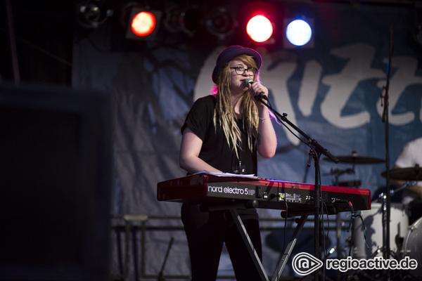 Chillig - Schöne Fotos von Sea Time live beim Laut & Leise Festival im Karlsuher Substage