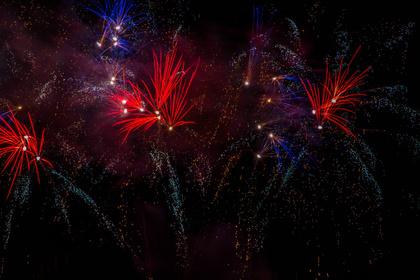 Ka-boom - Fotos vom großen Feuerwerk bei Rhein in Flammen in St. Goarshausen