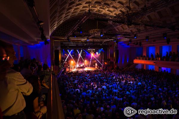 Unterhaltsam bis grausam - Wechselhafter Samstag beim SWR3 New Pop Festival 2016 in Baden-Baden