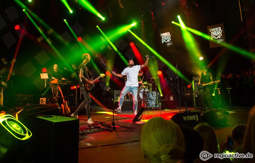 Adesse (live beim SWR3 New Pop Festival, 2016)