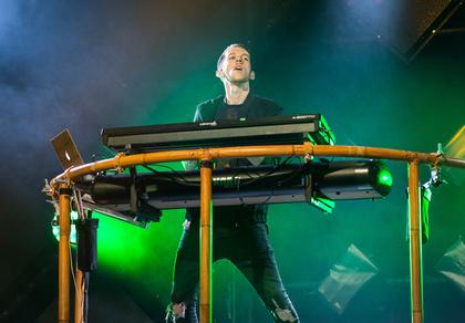 Liebe ganz einfach - Ganz lässig: Fotos von Sigala live beim SWR3 New Pop Festival