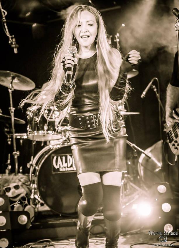 CALDERA, Band (Rock, Metal) aus Bremen - Backstage PRO