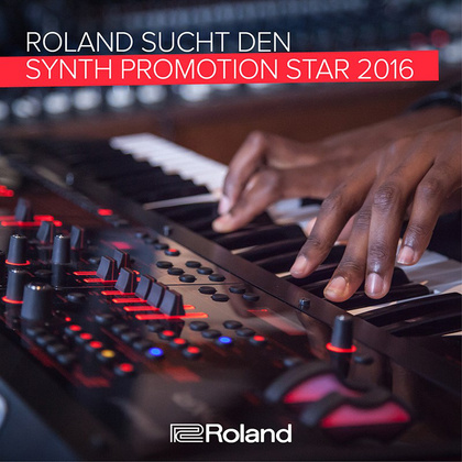 ROLAND SUCHT DEN SYNTH PROMOTION STAR 2016 | PowerOn