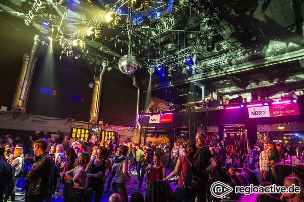 Musikfestival und Branchentreff - Das Who-Is-Who der Musikbranche: Bilder und Bericht vom Reeperbahn Festival 2016