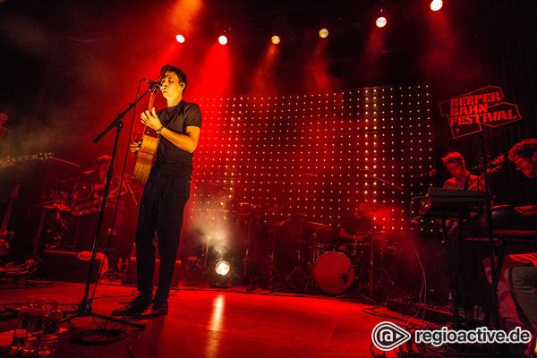 Harmonisch - Eindrucksvolle Fotos von Malky live beim Reeperbahn Festival 2016 in Hamburg
