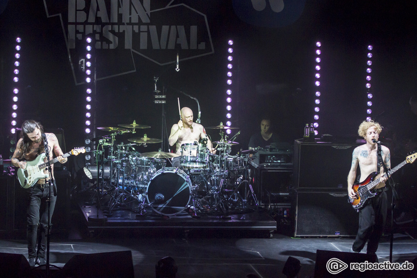 Biffy Clyro (live beim Reeperbahn Festival 2016)