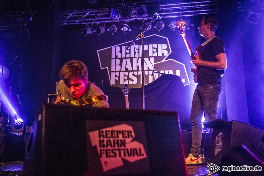 Von Wegen Lisbeth (live beim Reeperbahn Festival 2016)