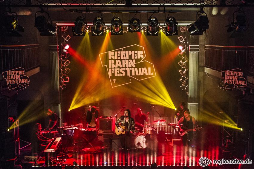 Blaudzun (live beim Reeperbahn Festival 2016)