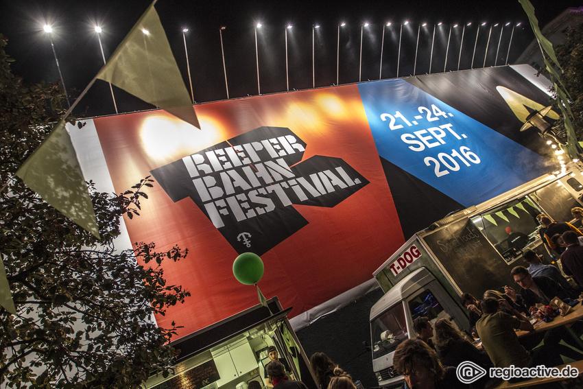Stimmung beim Reeperbahn Festival 2016