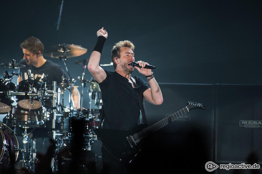 Nickelback (live in Mannheim 2016)