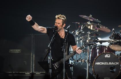Erinnert ihr euch? - Nickelback sind 2018 wieder für sechs Konzerte in Deutschland