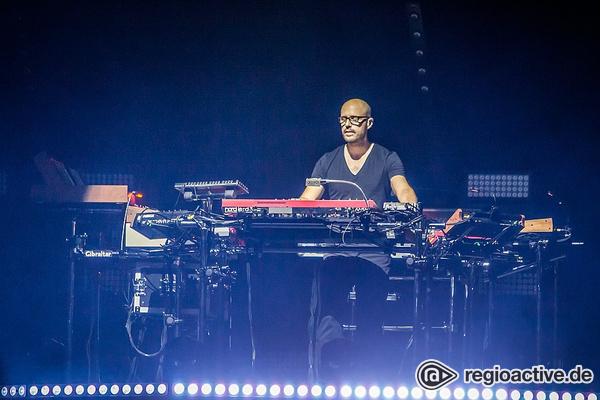 Genießerkonzert - Schiller präsentiert in der SAP Arena Mannheim seine phantastische Klangwelt