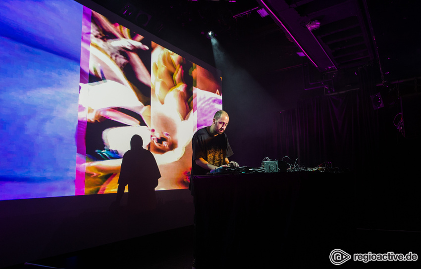 Gold Panda (live in Heidelberg, 2016)