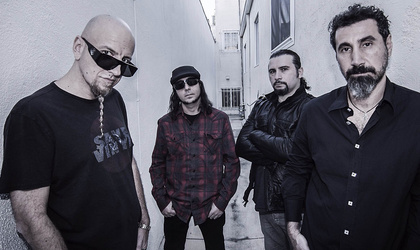 Rückkehrer - System Of A Down kündigen vier Konzerte im Sommer 2017 in Deutschland und der Schweiz an