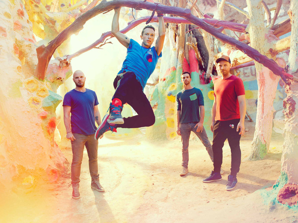 Buntes Jubiläum - Coldplay veröffentlichen Live-Album, Konzertfilm und Dokumentation