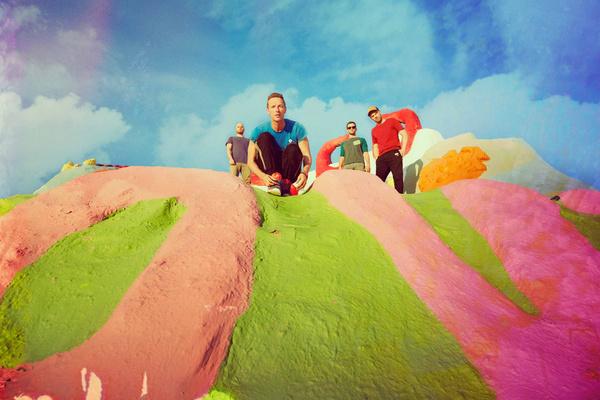 Das Leben ist eine Party - Coldplay feiern im Hamburger Volksparkstadion das Leben