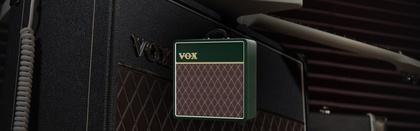 Gewinne den Röhrenamp VOX AC4 in einer exklusiven Sonderedition